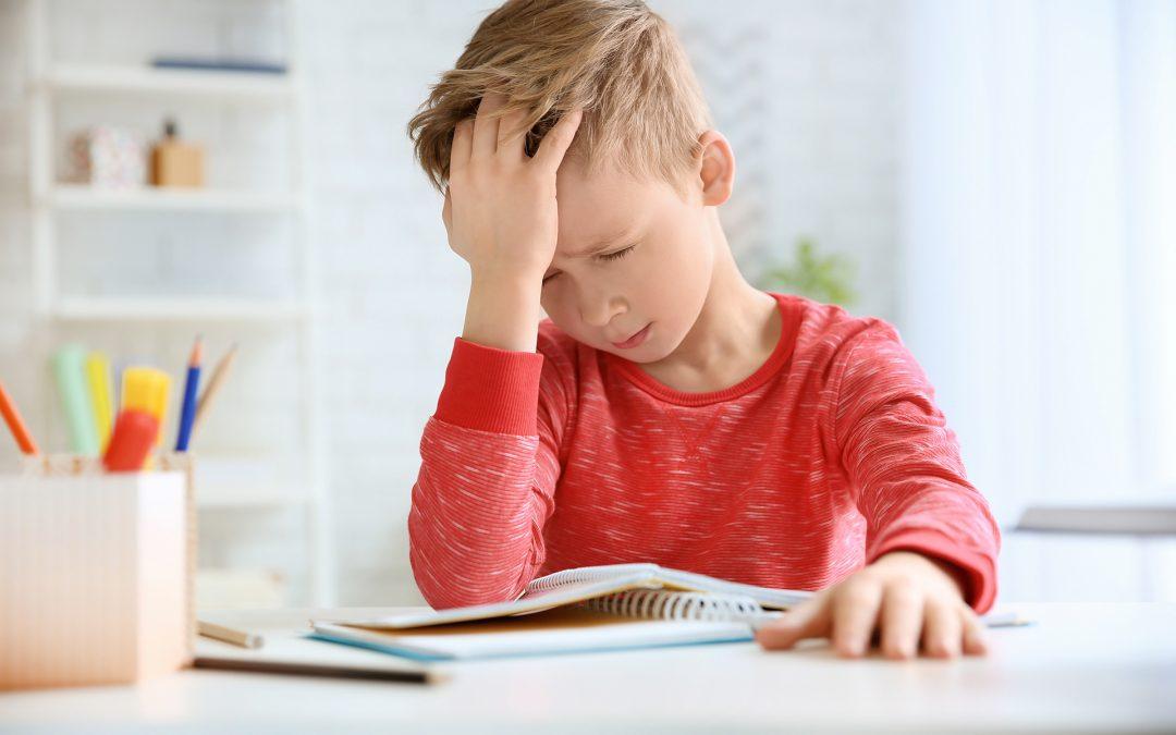 La migraña infantil y su relación con los problemas de déficit visual